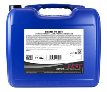 Трансмиссионное масло HIGHTEC ATF 3000