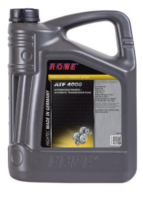 Трансмиссионное масло HIGHTEC ATF 4000