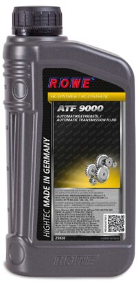 Трансмиссионное масло HIGHTEC ATF 9000