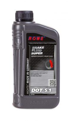 Тормозная жидкость HIGHTEC BRAKE FLUID SUPER DOT 5.1