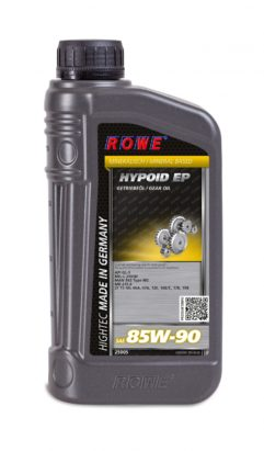 Трансмиссионное масло HIGHTEC HYPOID EP SAE 85W-90
