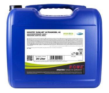 Гидравлическое масло HIGHTEC SUNLUB® ULTRAMOBIL 46