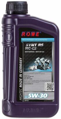 Моторное масло HIGHTEC SYNT RS SAE 5W-30 HC-C2