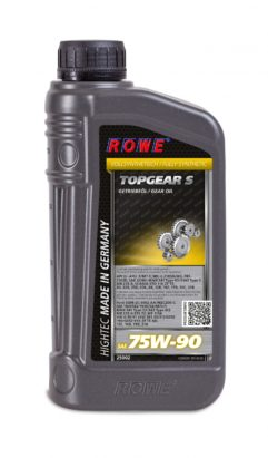 Трансмиссионное масло HIGHTEC TOPGEAR SAE 75W-90 S