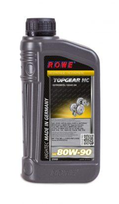 Трансмиссионное масло HIGHTEC TOPGEAR SAE 80W-90 HC