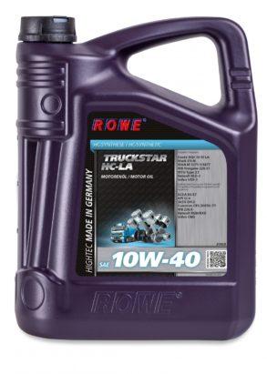 Моторное масло HIGHTEC TRUCKSTAR SAE 10W-40 HC-LA