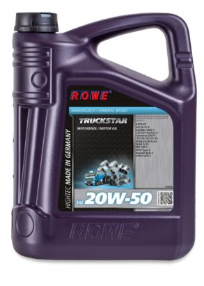 Моторное масло HIGHTEC TRUCKSTAR SAE 20W-50