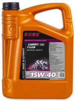 Моторное масло HIGHTEC TURBO HD SAE 15W-40 PLUS