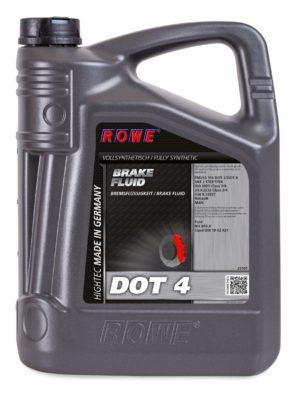 Тормозная жидкость HIGHTEC BRAKE FLUID DOT 4
