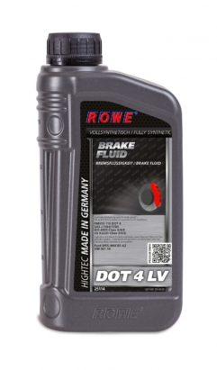 Тормозная жидкость HIGHTEC BRAKE FLUID DOT 4 LV