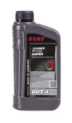 Тормозная жидкость HIGHTEC BRAKE FLUID SUPER DOT 4