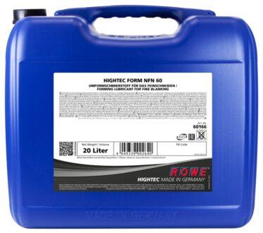Масло для металлообработки HIGHTEC FORM NFN 60