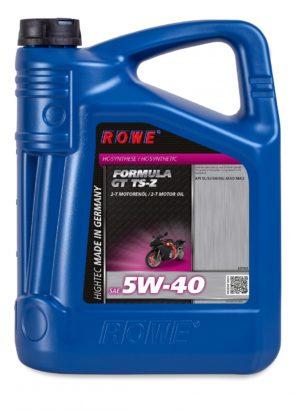 Моторное масло HIGHTEC FORMULA GT SAE 5W-40 TS-Z