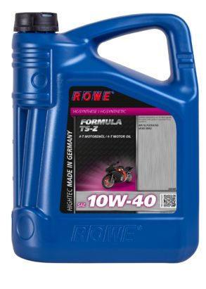 Моторное масло HIGHTEC FORMULA SAE 10W-40 TS-Z