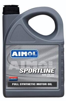 Моторное масло Sportline 0W-40