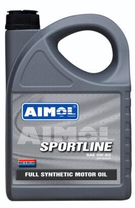 Моторное масло Sportline 5W-50