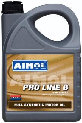 Моторное масло Pro Line B 5W-30