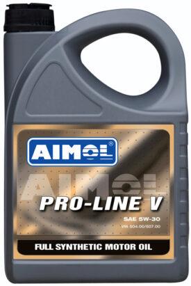 Моторное масло Pro Line V 5W-30