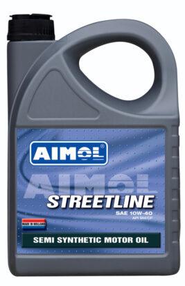 Моторное масло Streetline 10W-40
