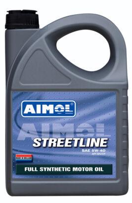 Моторное масло Streetline 5W-40