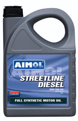 Моторное масло Streetline Diesel 5W-40