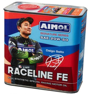 Моторное масло RACELINE FE 20W-50
