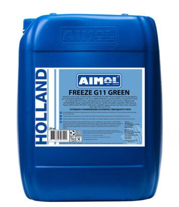 Антифриз Freeze G11 Green готовый