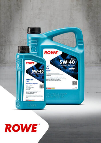 ROWE НОВЫЙ ПРОДУКТ HIGHTEC SYNT RS DLS SAE 5W-40