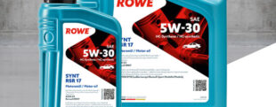 НОВЫЙ ПРОДУКТ: ROWE HIGHTEC SYNT RSR 17 SAE 5W-30 ДЛЯ RENAULT RN17